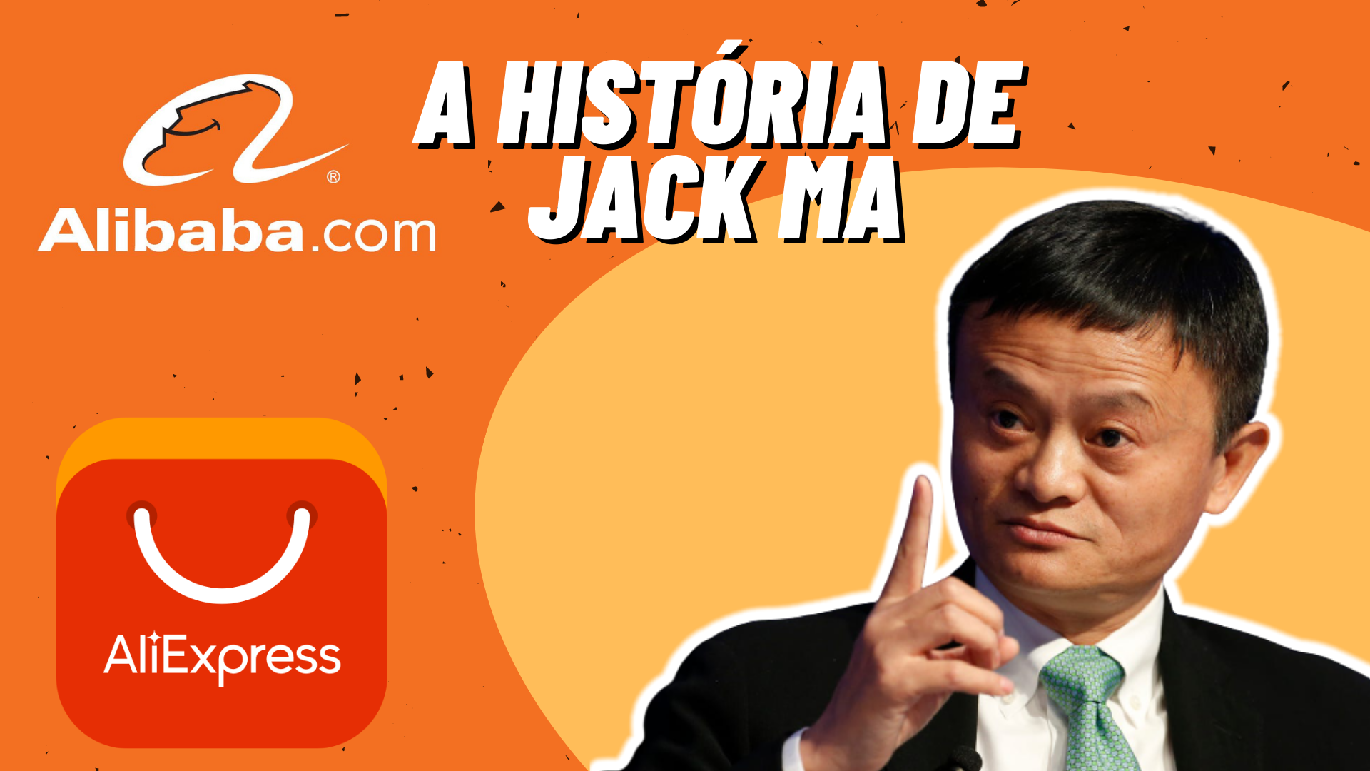 Quem é Jack Ma Fundador do ALIBABA – ALIEXPRESS